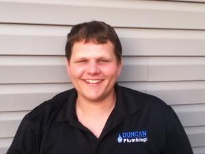 Josh Duncan, Owner of Duncan Plumbing